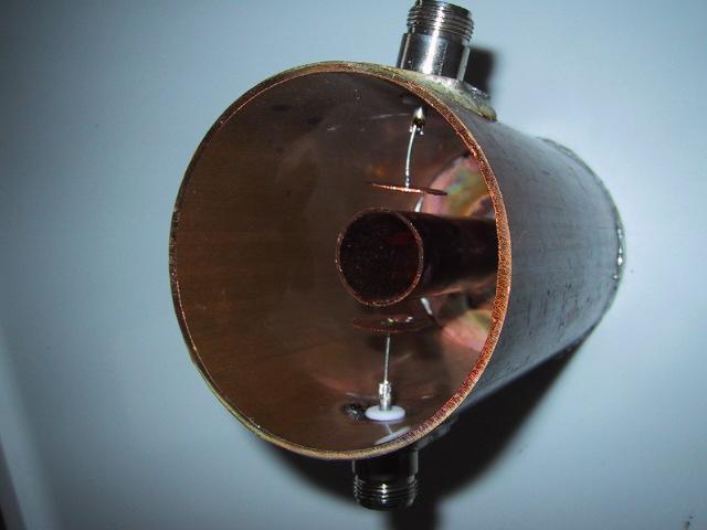 NX7U   Satellite and VHF   70cm cavity filter